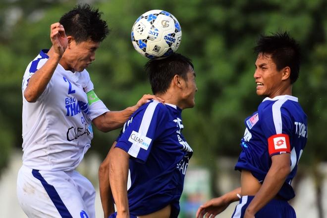 U21 Gia Lai bi loai o giai U21 quoc gia hinh anh