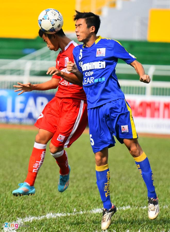 U21 Binh Dinh gap U21 An Giang o ban ket hinh anh 1