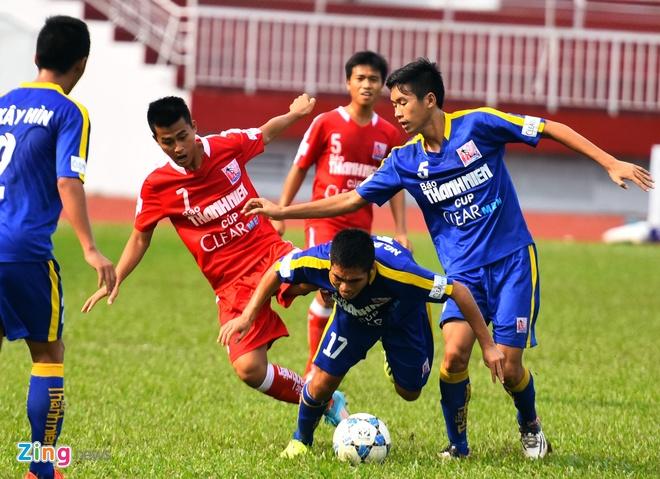 U21 Binh Dinh gap U21 An Giang o ban ket hinh anh 2