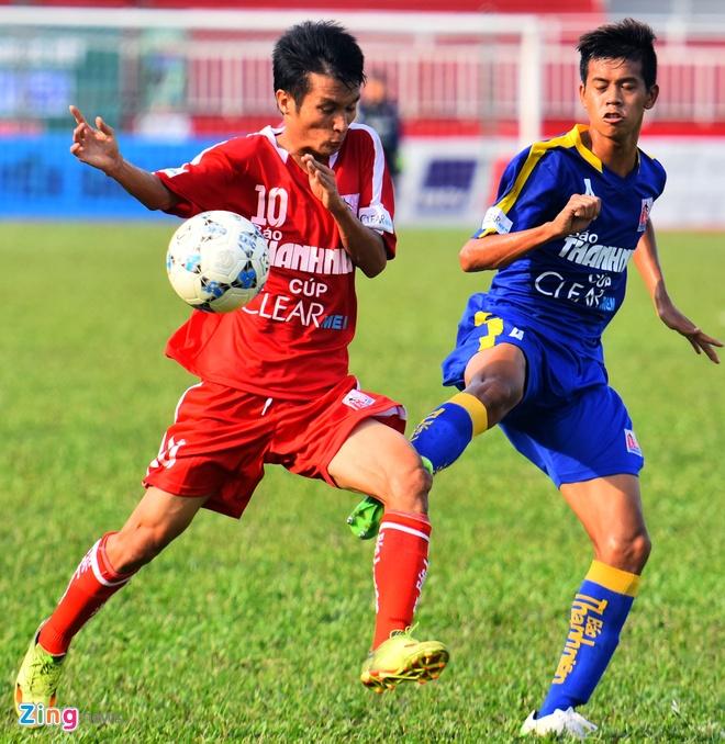 U21 Binh Dinh gap U21 An Giang o ban ket hinh anh 3
