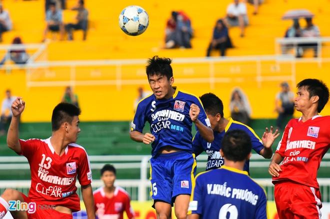 U21 Binh Dinh gap U21 An Giang o ban ket hinh anh 4