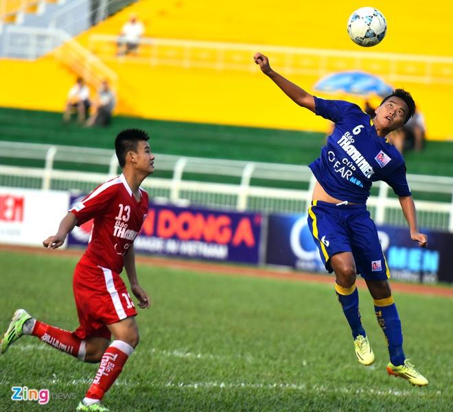 U21 Binh Dinh gap U21 An Giang o ban ket hinh anh 5