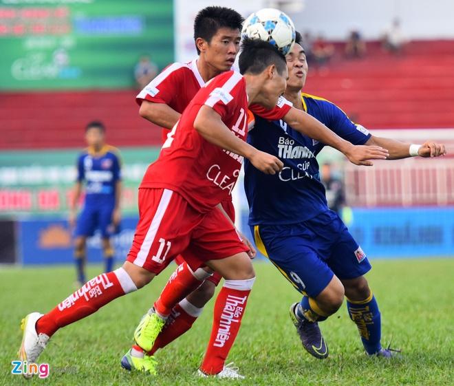 U21 Binh Dinh gap U21 An Giang o ban ket hinh anh 7