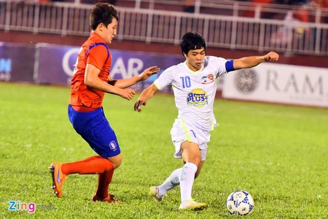 Cong Phuong va dong doi be tac trong vong vay U19 Han Quoc hinh anh 11