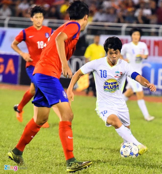 Cong Phuong va dong doi be tac trong vong vay U19 Han Quoc hinh anh 8