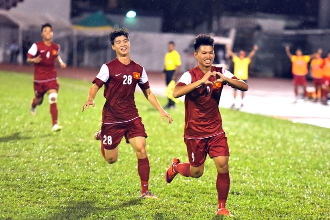 U21 Viet Nam thang dam U21 Thai Lan ngay ra quan hinh anh