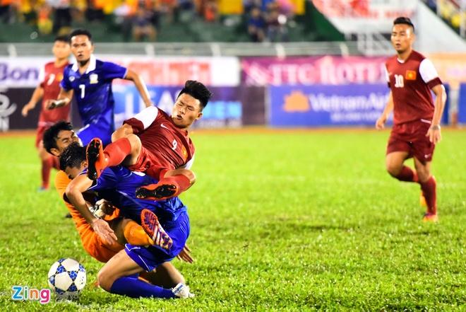 U21 Viet Nam thang dam U21 Thai Lan ngay ra quan hinh anh 8