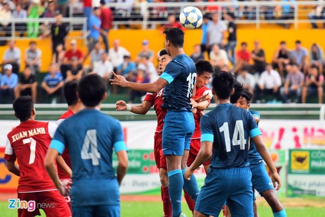 U21 VN cung U21 Singapore vao ban ket U21 Quoc te hinh anh 2