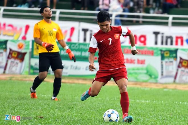 U21 VN cung U21 Singapore vao ban ket U21 Quoc te hinh anh 3