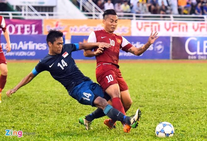 U21 VN cung U21 Singapore vao ban ket U21 Quoc te hinh anh 7