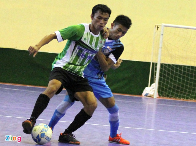 Loai nhieu doi thu manh, HPN vo dich giai Futsal Cup QG hinh anh 1
