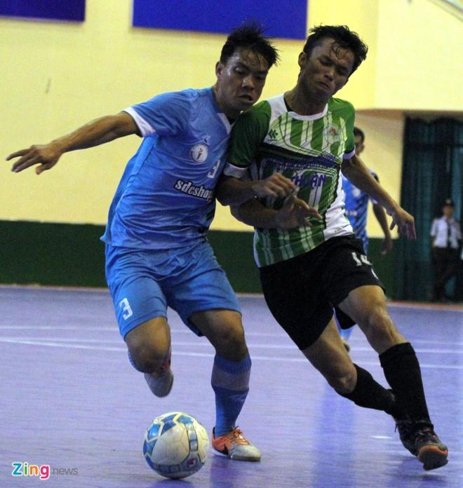 Loai nhieu doi thu manh, HPN vo dich giai Futsal Cup QG hinh anh 2