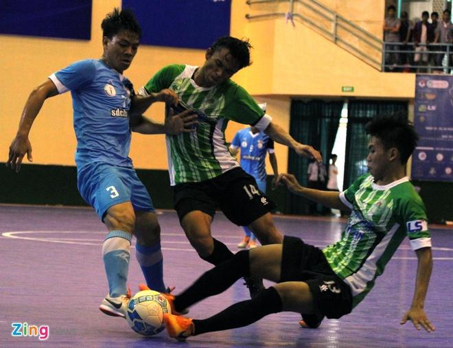 Loai nhieu doi thu manh, HPN vo dich giai Futsal Cup QG hinh anh 4