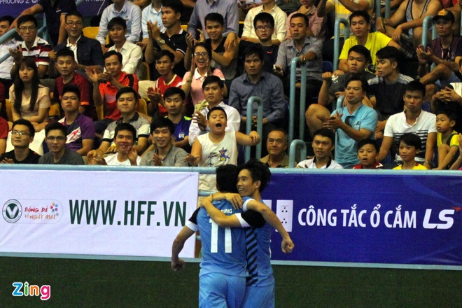 Loai nhieu doi thu manh, HPN vo dich giai Futsal Cup QG hinh anh 5
