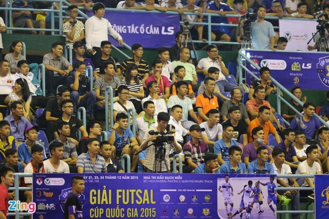Loai nhieu doi thu manh, HPN vo dich giai Futsal Cup QG hinh anh 6