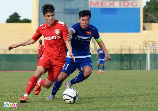 Cong Phuong kien tao, U23 VN hoa DKVD V.League hinh anh 2