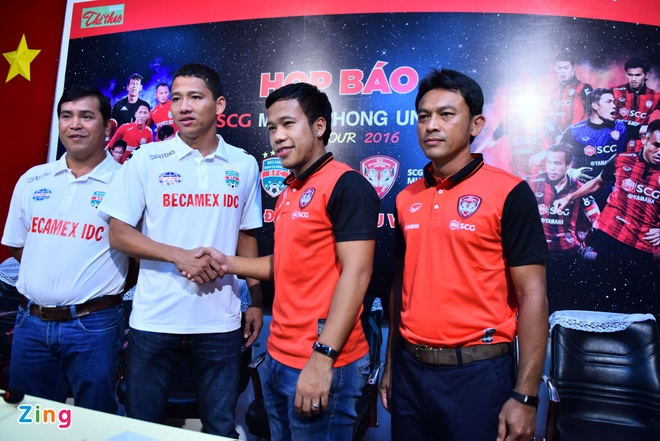 Thonglao tro lai Viet Nam thi dau voi DKVD V.League hinh anh 1