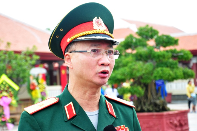Tong bi thu du 110 nam ngay sinh co Thu tuong Pham Van Dong hinh anh 7