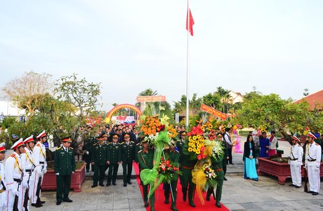 Tong bi thu du 110 nam ngay sinh co Thu tuong Pham Van Dong hinh anh 2