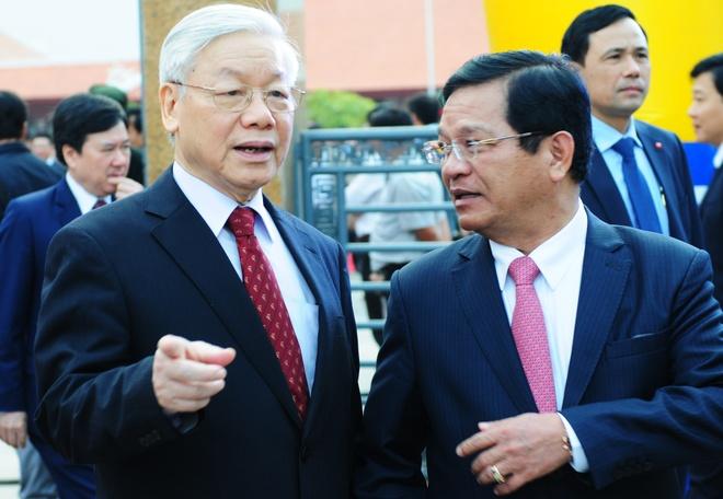Tong bi thu du 110 nam ngay sinh co Thu tuong Pham Van Dong hinh anh
