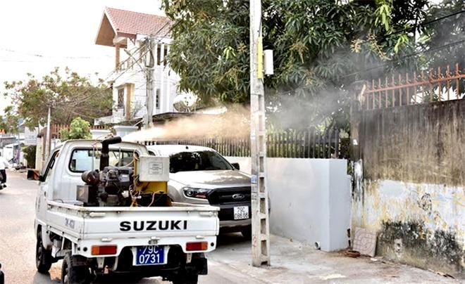 Virus Zika: Khanh Hoa lap doi cap cuu luu dong hinh anh 1