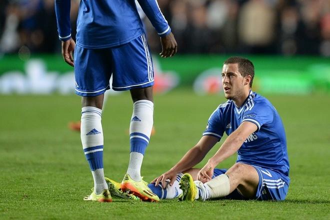 Eden Hazard thua nhan Chelsea dang gap kho khan hinh anh