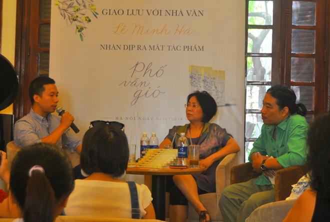 Nha van Le Minh Ha: 'Toi dai trai khi theo chong sang Duc' hinh anh 2