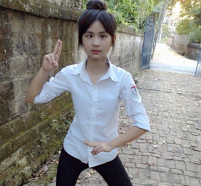 Tao dang doc nhat vo nhi, 9X Hai Duong thanh hot girl mang hinh anh 5