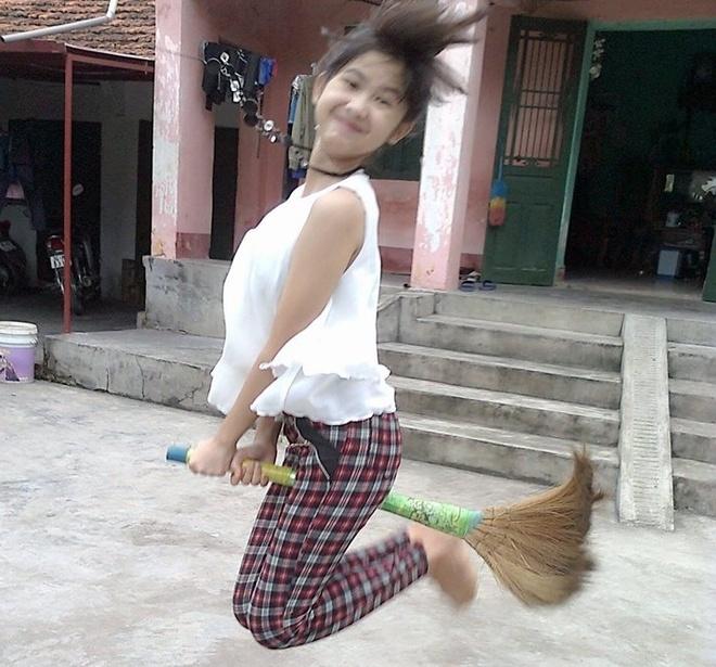 Tao dang doc nhat vo nhi, 9X Hai Duong thanh hot girl mang hinh anh 7