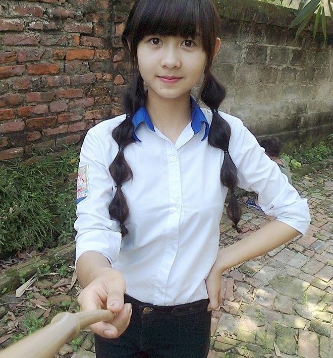 Tao dang doc nhat vo nhi, 9X Hai Duong thanh hot girl mang hinh anh 9