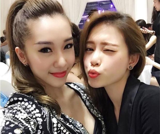 Dan hot girl Ha thanh den mung day thang con trai Tuan Hung hinh anh 3