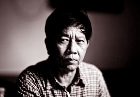 Noi co don mang ten Nguyen Huy Thiep hinh anh 1 Nhà văn Nguyễn Huy Thiệp.
