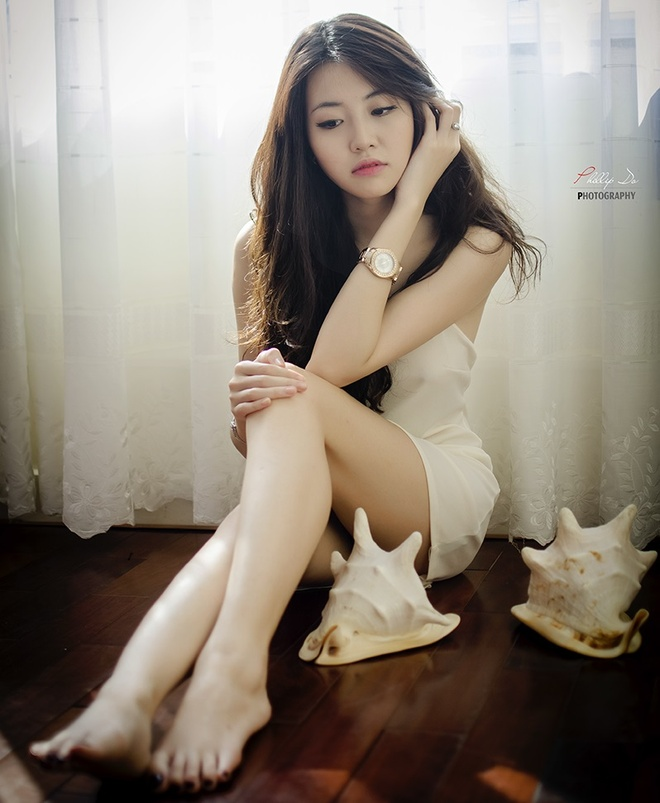 9X Hai Phong bat ngo vi duoc vi ban sao Ha Kieu Anh hinh anh 2