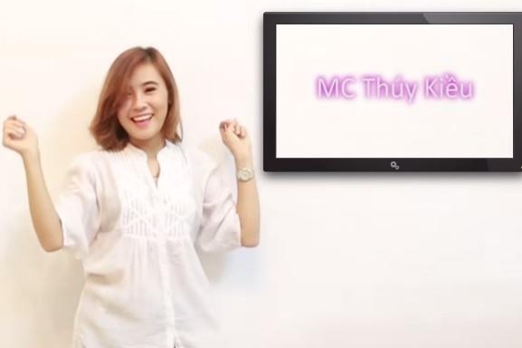 9X ten Thuy Kieu gay tranh cai voi clip 'ban tin nem da' hinh anh 1
