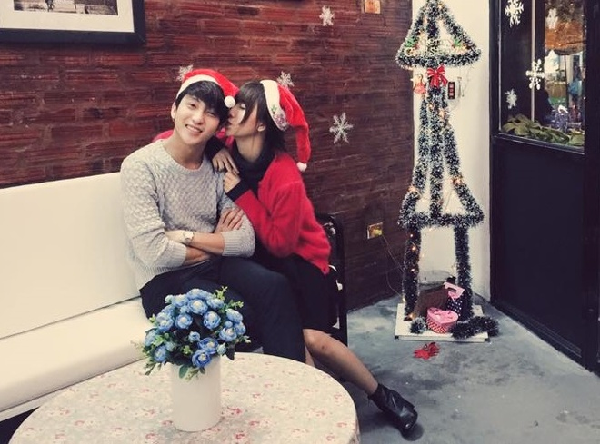 Facebook hot girl tuan qua: Mie hanh phuc ben JVevermind hinh anh 12