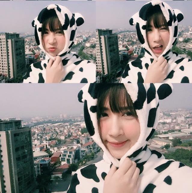 Facebook hot girl tuan qua: Mie hanh phuc ben JVevermind hinh anh 11