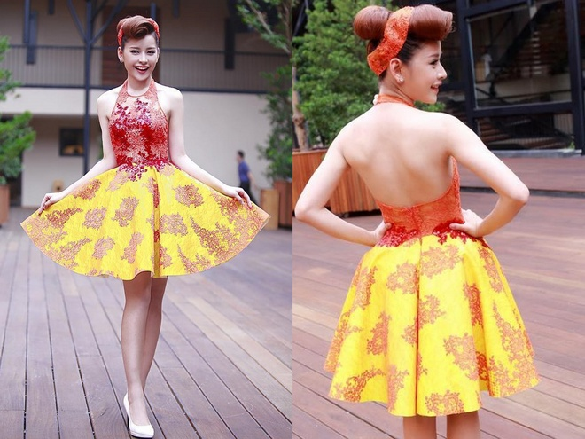 Facebook hot girl tuan qua: Mie hanh phuc ben JVevermind hinh anh 7