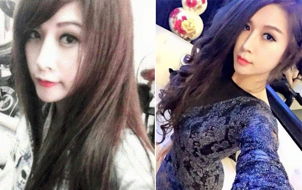 Facebook hot girl tuan qua: Cac bo ba ban than tu hoi hinh anh