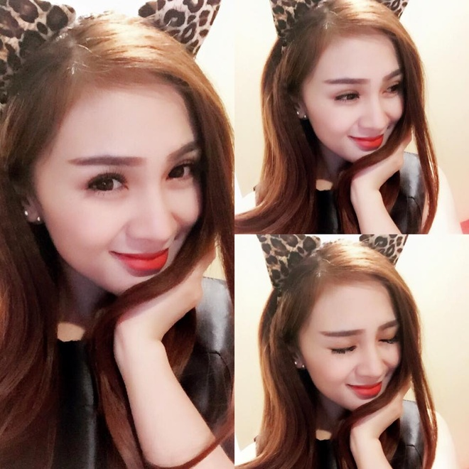 Facebook hot girl tuan qua: Chi Pu leo len vai ban dien hinh anh 1
