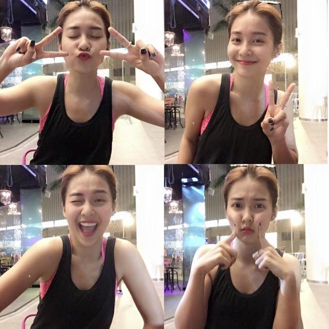 Facebook hot girl tuan qua: Chi Pu leo len vai ban dien hinh anh 9