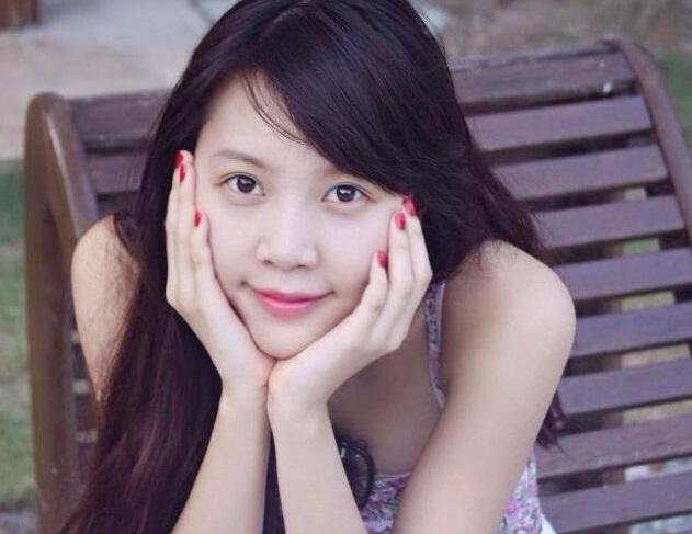 9X xinh dep cover hit 'Say you do' cua Tien Tien hinh anh 1