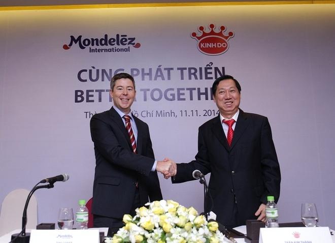 Mondelez chi 370 trieu do mua 80% banh keo Kinh Do hinh anh 2