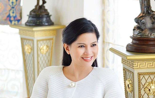 Phu nhan Jonathan Hanh Nguyen: Nu tuong the gioi hang xa xi hinh anh