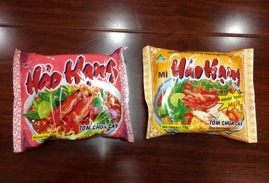 Mi Hao Hao dua Hao Hang ra toa hinh anh