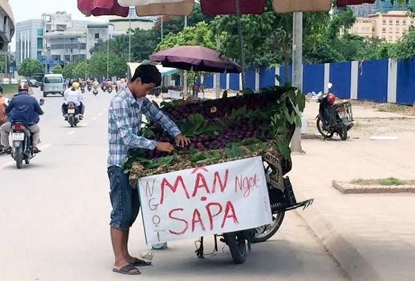 Man Sapa 'tim bam': Dich thi hang Trung Quoc doi lot hinh anh 1