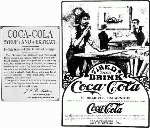 Nhung su that khong phai ai cung biet ve Coca Cola hinh anh 2