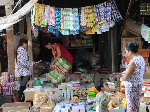 Hang Viet ve nong thon: Gap ghenh chiem linh vung que hinh anh 1