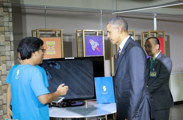 Obama: Toc toi co the da bac vi TPP hinh anh 1