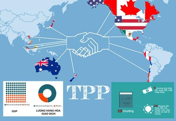 Co TPP hay khong doanh nghiep Viet van phat trien hinh anh