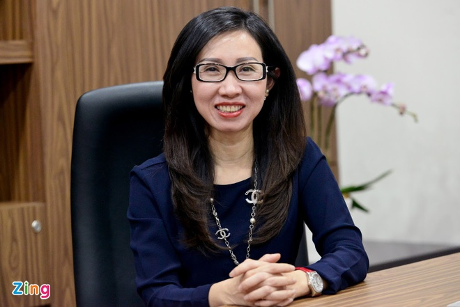 CEO NutiFood: Dung ngai thieu 'ghe', co to chat se duoc dat dung cho hinh anh